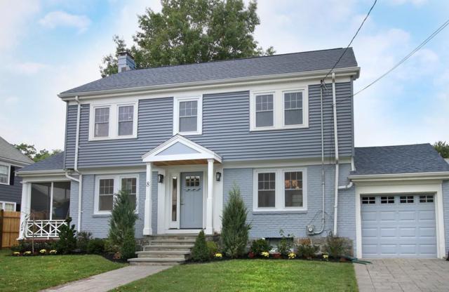 8 Celia Rd, Boston, MA 02132 (MLS #72241505) :: Vanguard Realty