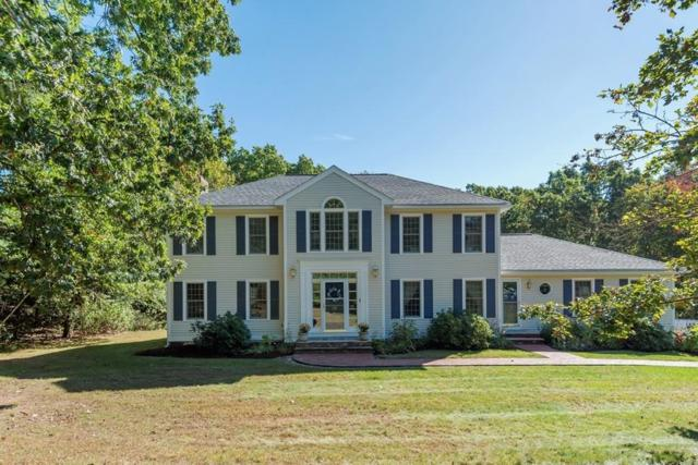 20 Stage Coach Rd, North Andover, MA 01845 (MLS #72241629) :: Exit Realty