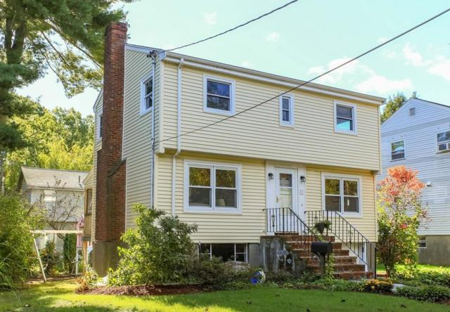 73 Dale Street, Brookline, MA 02467 (MLS #72241950) :: Vanguard Realty