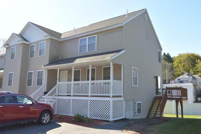 1185 Main St #5, Clinton, MA 01510 (MLS #72242039) :: The Home Negotiators
