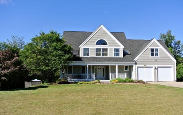 11 Sky Farm Lane, Sterling, MA 01564 (MLS #72242147) :: The Home Negotiators