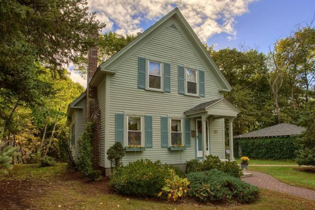 105 Abbott Avenue, Fitchburg, MA 01420 (MLS #72242334) :: The Home Negotiators