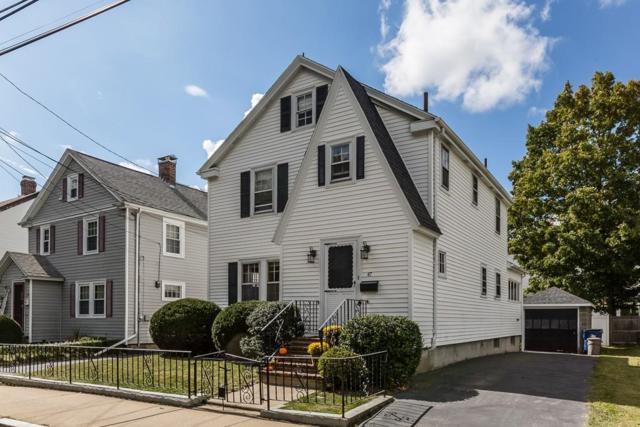 47 Keystone St, Boston, MA 02132 (MLS #72242365) :: Vanguard Realty