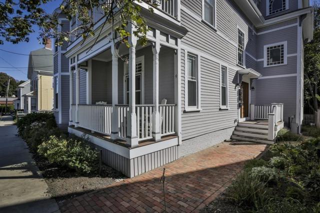 9 Dalton St #1, Newburyport, MA 01950 (MLS #72242422) :: Exit Realty