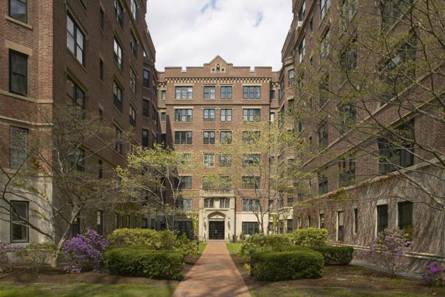 988 Memorial Drive #388, Cambridge, MA 02138 (MLS #72242428) :: Goodrich Residential