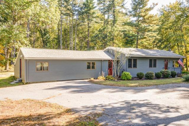53 Packard Road, Stow, MA 01775 (MLS #72242465) :: The Home Negotiators