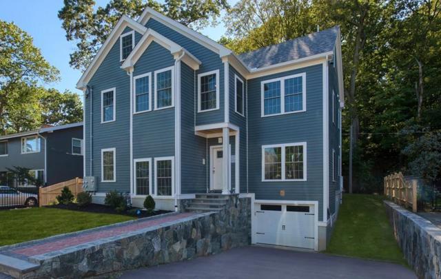 133 Chestnut Street, Brookline, MA 02445 (MLS #72242499) :: Vanguard Realty