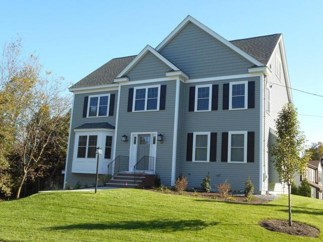 2 Wheatland St, Peabody, MA 01960 (MLS #72242751) :: Exit Realty