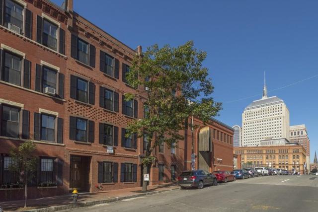 86 Berkeley St, Boston, MA 02116 (MLS #72243015) :: Goodrich Residential