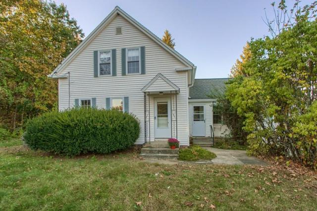 135 North Row Road, Sterling, MA 01564 (MLS #72243217) :: The Home Negotiators