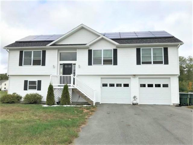 1 Dominique Drive, Webster, MA 01570 (MLS #72243325) :: Anytime Realty