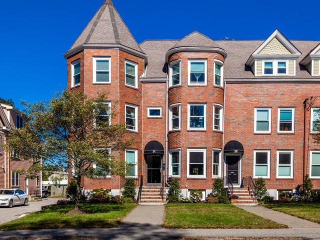 31 Highland Ave #2, Newton, MA 02460 (MLS #72243385) :: Ascend Realty Group