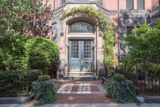 191 Commonwealth Ave #61, Boston, MA 02116 (MLS #72243437) :: Charlesgate Realty Group