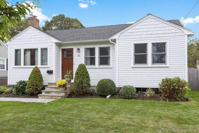 60 Lakeshore Ave, Beverly, MA 01915 (MLS #72243540) :: Exit Realty