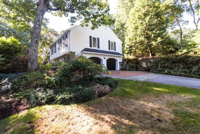 15 Falmouth Cir, Wellesley, MA 02481 (MLS #72243603) :: Ascend Realty Group