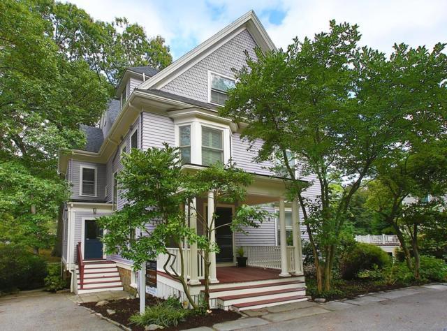 3 Perrin Road, Brookline, MA 02445 (MLS #72243613) :: Vanguard Realty