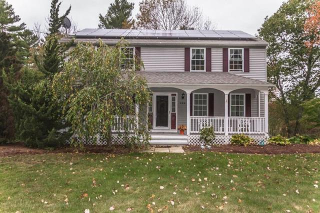 159 New Boston Rd, Sturbridge, MA 01566 (MLS #72243632) :: Driggin Realty Group