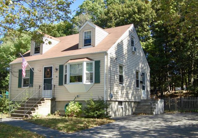 79 Central Drive, Stoughton, MA 02072 (MLS #72243651) :: Driggin Realty Group