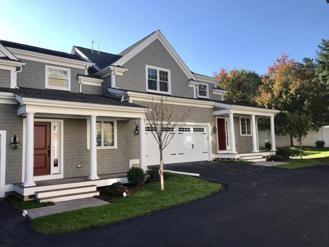 239 Washington 32 A, Norwell, MA 02061 (MLS #72243887) :: Westcott Properties