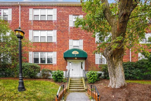 152 Newton St #4, Boston, MA 02135 (MLS #72244161) :: Vanguard Realty
