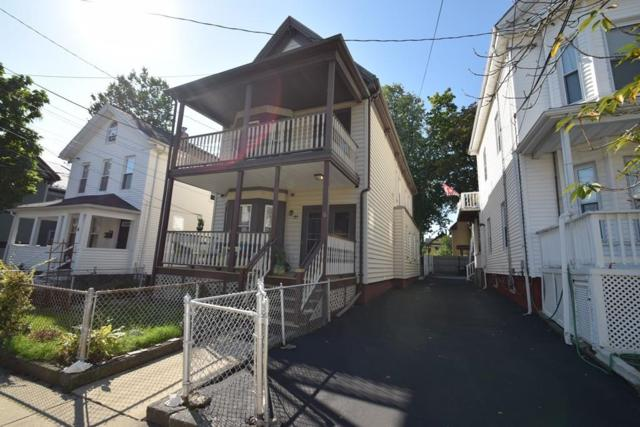 6 Evergreen Ave, Somerville, MA 02145 (MLS #72244164) :: Vanguard Realty