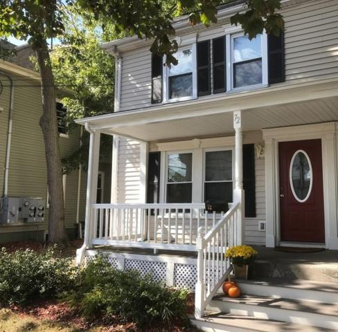 72 Forest St #72, Watertown, MA 02472 (MLS #72244227) :: Vanguard Realty