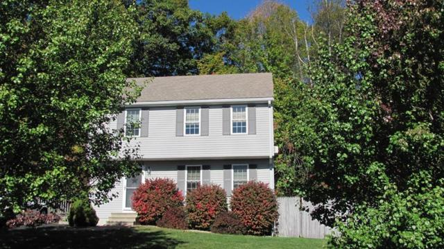 36 Bishop Road, Fitchburg, MA 01420 (MLS #72244286) :: Ascend Realty Group