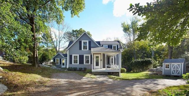 291 N Main St, Cohasset, MA 02025 (MLS #72244306) :: Ascend Realty Group