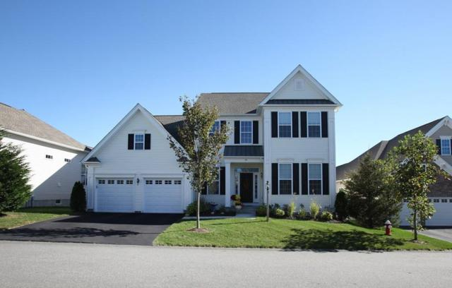 35 Skipping Stone, Plymouth, MA 02360 (MLS #72244347) :: Goodrich Residential