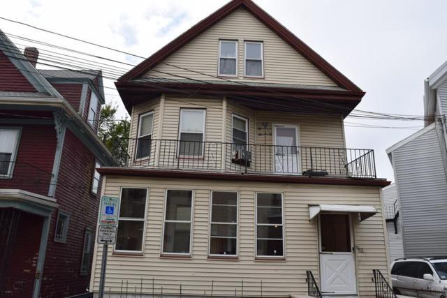 62 Partridge Ave, Somerville, MA 02144 (MLS #72244410) :: Goodrich Residential
