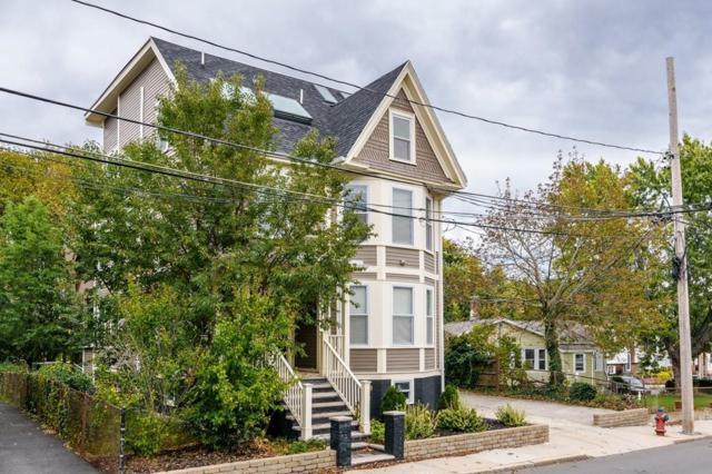 50 Alpine St #3, Somerville, MA 02144 (MLS #72244539) :: Goodrich Residential