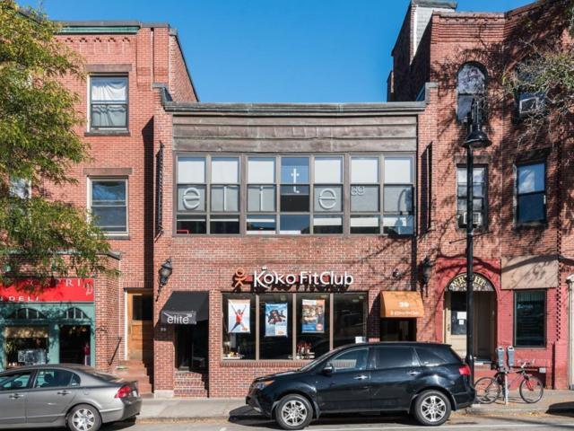 39 Harvard St, Brookline, MA 02445 (MLS #72244594) :: Vanguard Realty