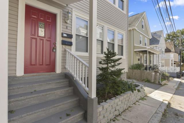 6 Wilson Ave #2, Somerville, MA 02145 (MLS #72244676) :: Goodrich Residential