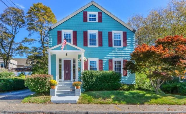 12 Cross Street, Newton, MA 02465 (MLS #72244724) :: Vanguard Realty