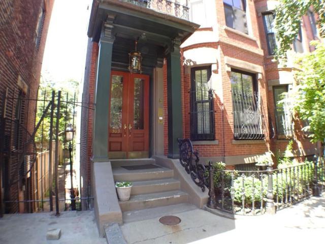 303 Shawmut #12, Boston, MA 02118 (MLS #72244996) :: Goodrich Residential
