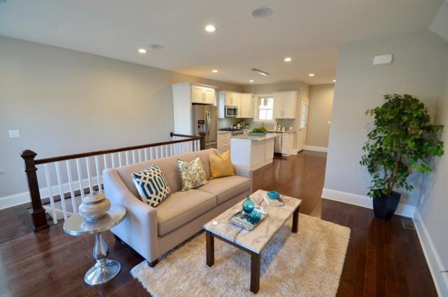 26 Dana St #1, Somerville, MA 02145 (MLS #72245357) :: Goodrich Residential