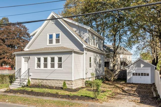 19 Minot Street, Reading, MA 01867 (MLS #72245367) :: Kadilak Realty Group at RE/MAX Leading Edge
