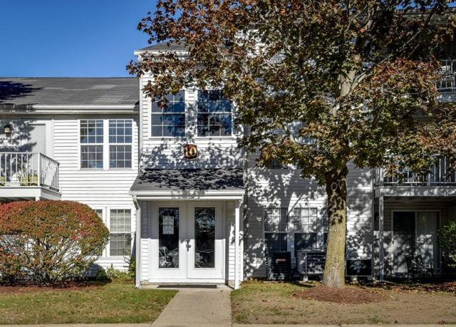 10 Walden Drive #4, Natick, MA 01760 (MLS #72245669) :: Westcott Properties