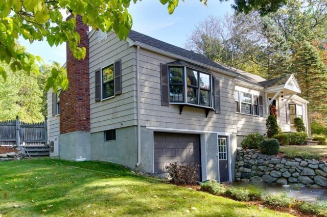 8 Taylor Avenue, Burlington, MA 01803 (MLS #72245720) :: Goodrich Residential