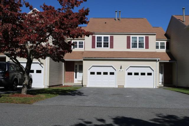 148 Chapman Place #148, Leominster, MA 01453 (MLS #72245733) :: Goodrich Residential