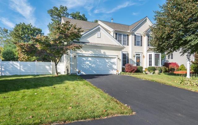 125 Palomino Drive, North Andover, MA 01845 (MLS #72245745) :: Goodrich Residential