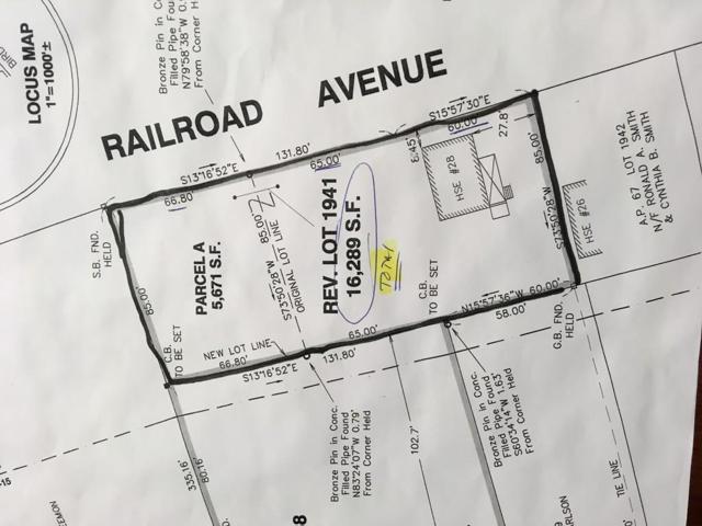 28 Railroad Ave, Foxboro, MA 02035 (MLS #72245792) :: Anytime Realty