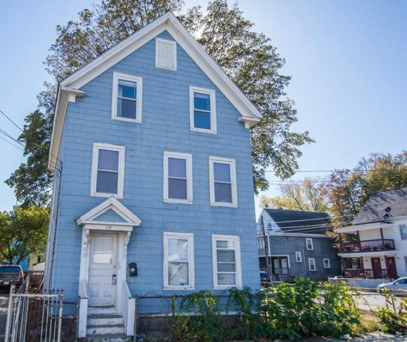 119 Andover St, Lawrence, MA 01843 (MLS #72245891) :: Westcott Properties