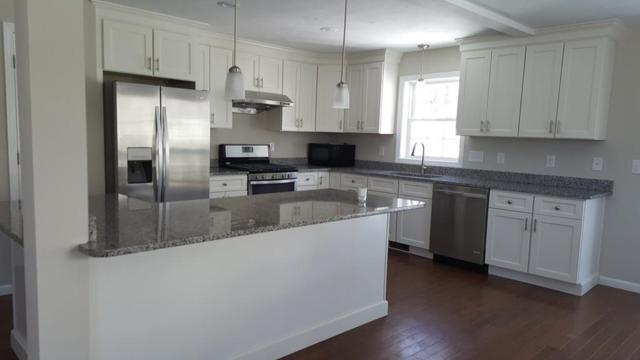 4 Cherry Blossom Circle #48, Worcester, MA 01605 (MLS #72245934) :: Vanguard Realty