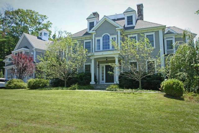 61 Tara Dr, Norwell, MA 02061 (MLS #72245956) :: Westcott Properties