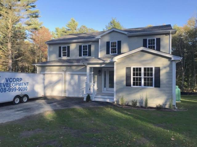 266 Collins Corner (Lot 3), Dartmouth, MA 02747 (MLS #72245984) :: Anytime Realty
