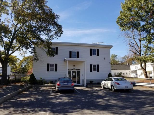 1329 Main St, Brockton, MA 02301 (MLS #72246186) :: Westcott Properties