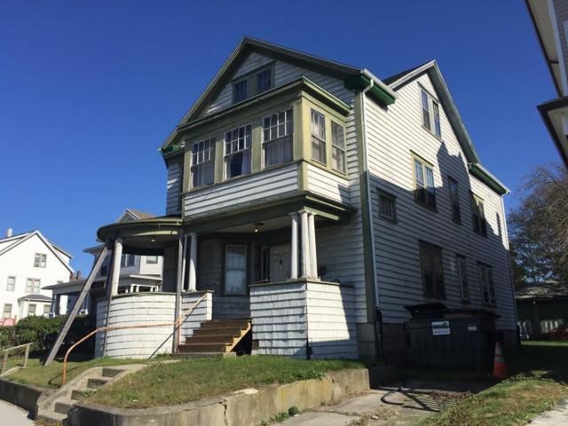 968 Plymouth Ave, Fall River, MA 02721 (MLS #72246215) :: Westcott Properties