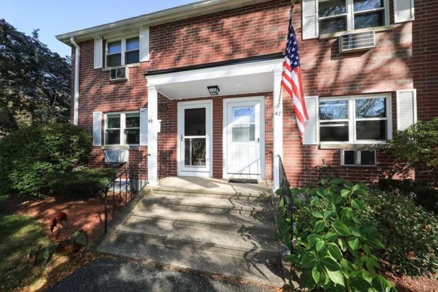 49 Kingston Street #49, North Andover, MA 01845 (MLS #72246248) :: Westcott Properties