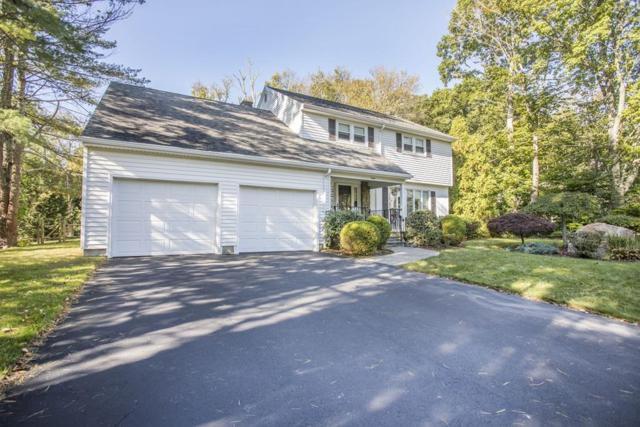 40 Myles Standish Drive, Dartmouth, MA 02747 (MLS #72246272) :: Westcott Properties